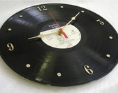 PINK FLOYD The Wall -  Recycled Record Clock