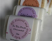 CHOOSE Your Favorite TWO Baby Soaps----Natural and Organic----Colloidal Oatmeal, Healing, Calendula, Baby Bee,and more...