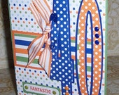 Fantastic Forty Birthday Card