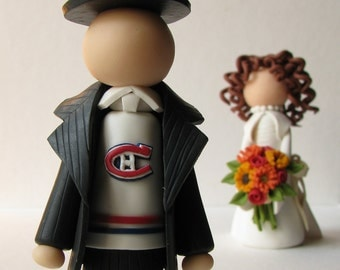 Custom Wedding Cake Toppers DEPOSIT
