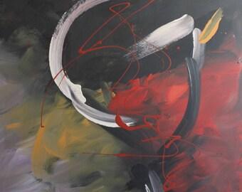 DEB Art Gallery Huge Original Paintings... Modern Art Contemporary.. HuGe SaLe..free shipping