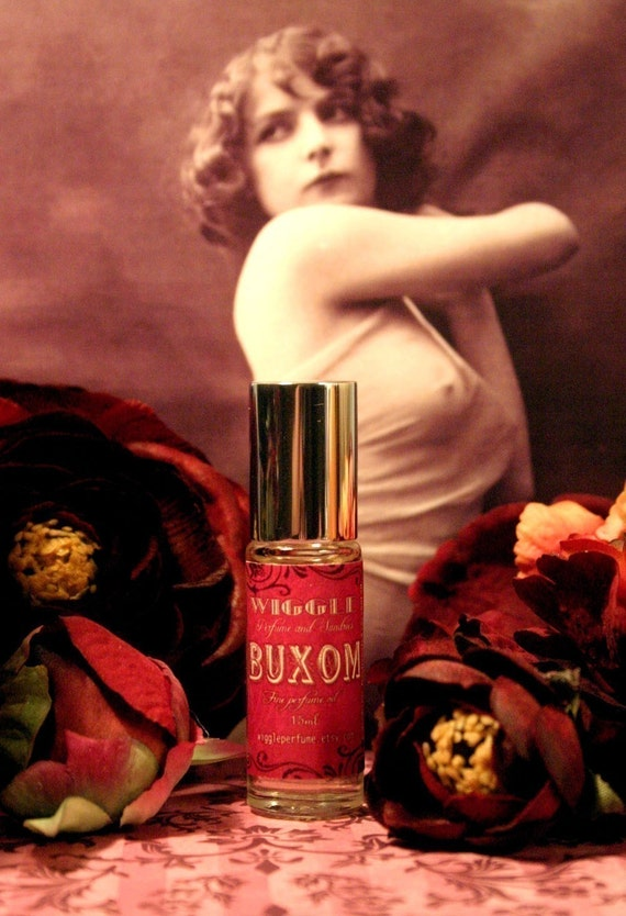 Reserved for theshaggygoat-Buxom Perfume Oil 5ml