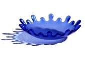 splash bowl DARK BLUE