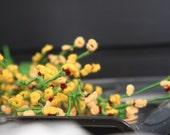 Crochet flowers - Home Deco - Table Set - Bouquet - Ginkgo Portland