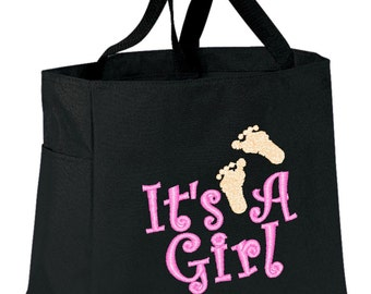 FUN TOTE It's A Girl or It's A Boy