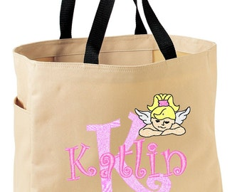 FUN TOTE Church Quiet Time  For Girl Or Boy Personalized FREE
