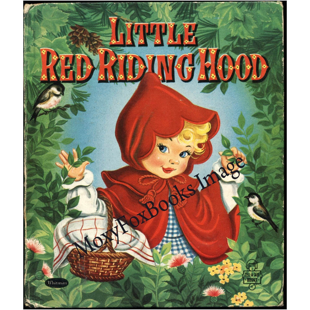 story summary little red happy coat He walked along a little while with little red cap the three of them were happy this famous story was included in the first edition.