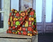 A Little Bit Fruity Tote/Diaper Bag
