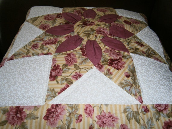 Quillow and Lap Top Quilt