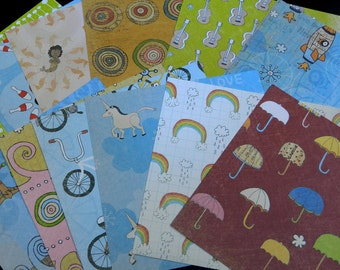 K and Company DAYDREAMS Paper Pack