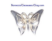Going Out Of Business SALE Silver Trifari Butterfly Brooch FREE Shipping in USA