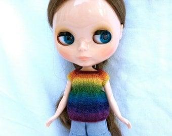 Blythe Knitting Pattern PDF Knit Clementine Shirt