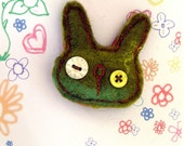 Bunny Animal Badge
