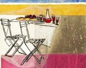 French Picnic : Limited Edition Print