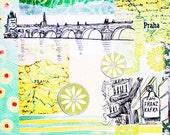 Prague : Limited Edition Print