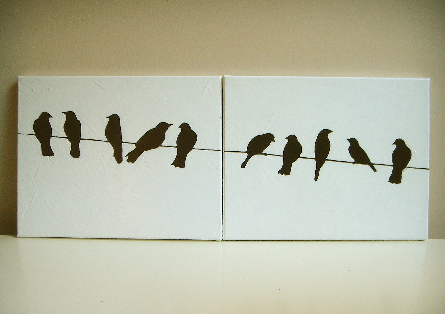 how to make a bird out of wire