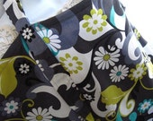 Nursing Cover - Over 90 Stylish Prints Up - Daisy Doodle by GingerSnappz