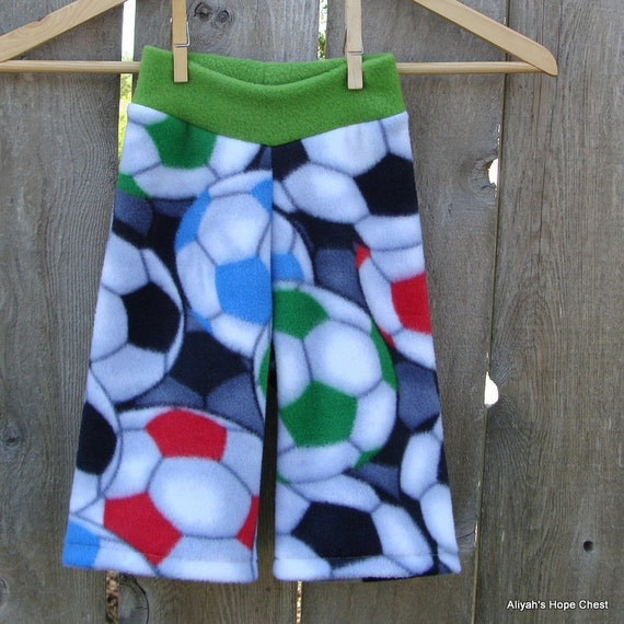 Fleece Pants (longies) Sewing Kit (((YoU mAkE IT))) Small, Medium, Large or XLarge