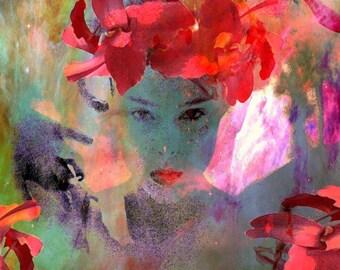 Lolita...archival giclee print