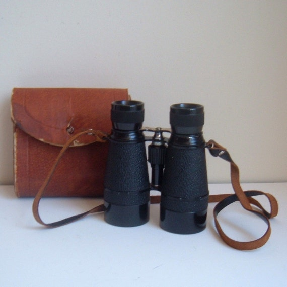 reserved for Nicole  vintage Vicki binoculars Japan