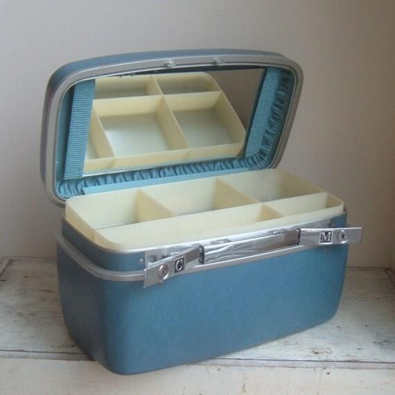 vintage samsonite horizon train case