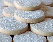 Three Dozen Shortbread Rounds