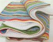 SALE  Rainbow Stripe Blanket
