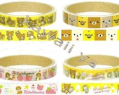 Rilakkuma Deco Tape Lot