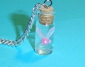 Zelda - Bottled Fairy Necklace