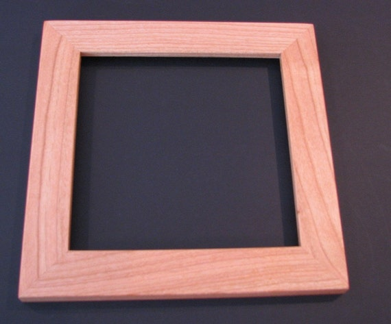 8 X 8 Cherry Picture Frame