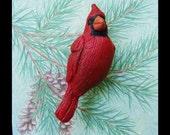 Cardinal Pin