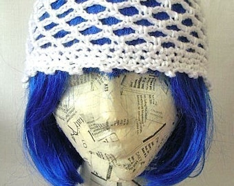 Juliet Cap Crochet Pattern PDF - permission to sell what you make