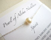 Pearl of Aloha Necklace - Spirit