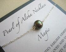 Pearl of Aloha Necklace - Magic