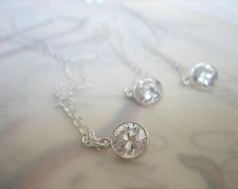 Single Individual Giada Necklace