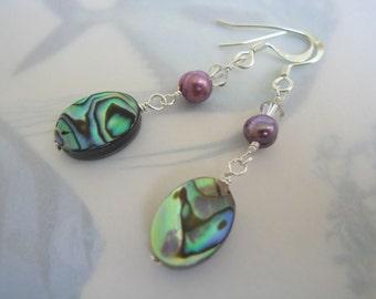 Sea Spectrum Earrings