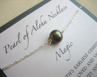 Pearl of Aloha Necklace - Magic