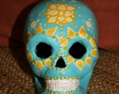 A skull of a different color
