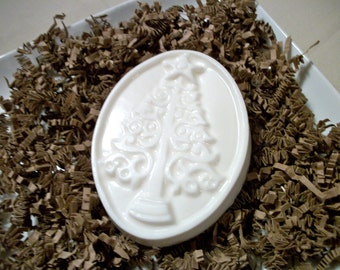 Solstice Snow Glycerin Soap