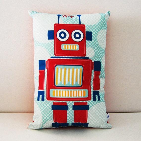 Robot Decorative Cushion