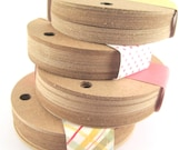 Kraft Paper Circle Tags (200) 3 Inch - Hole Punched