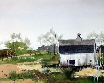 Barn-Print