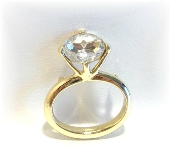 Diamond Ring  pin Reg Price 12.00