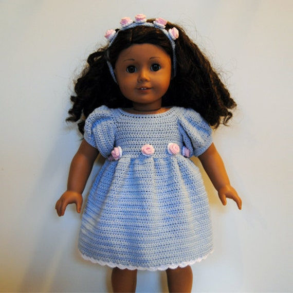 instant download   pdf crochet pattern   american girl doll clothes 32