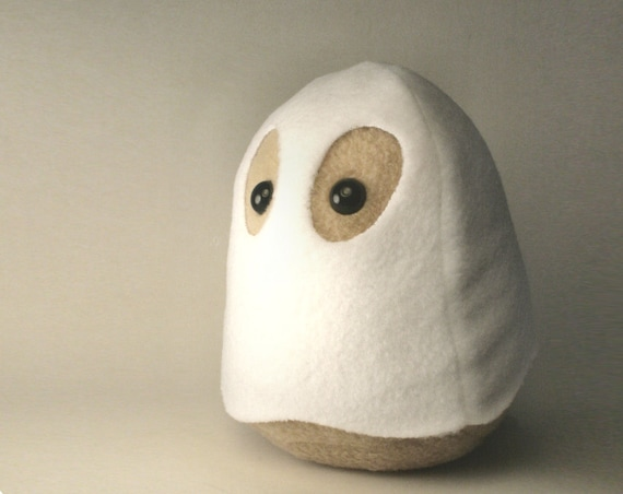 Ghost Costume Plushie READY TO SHIP