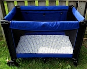 Boys Fitted Sheet for Travel Play Yard (Pack N Play)