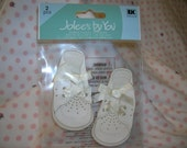 BABIES FIRST SHOES FOR SCRAPBOOKING