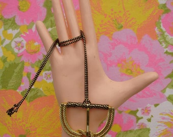 Belt Buckle Necklace no.4