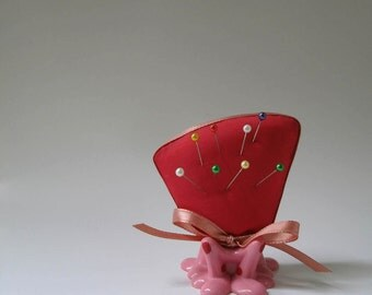 Pink Critter Pin Cushion