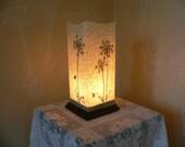 Queen Anne Lace Box Lantern